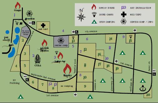 E11 Map New