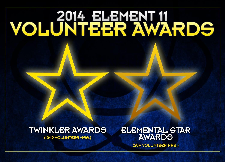 Volunteer Recognition Awards