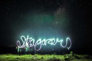 Stargazers Under the Stars