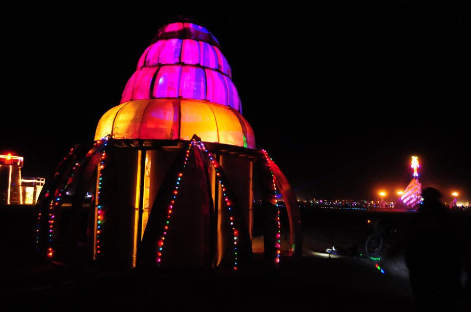 H.A.T.U. at Burning Man, Maureen Brannelly