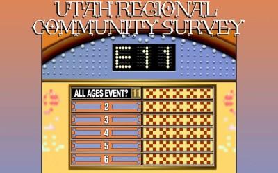 2015 Utah Regional Community Survey